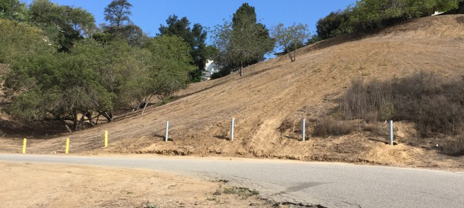 OFF ROADING IN HOLLYWOOD HILLS (THE KNOLLS)?  NO LONGER AN OPTION AS OF SEPTEMBER 4, 2015!
