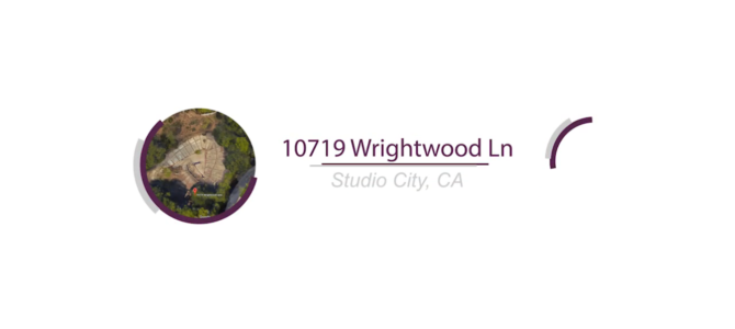 10719 Wrightwood Lane, Studio City  |  Los Angeles | Residential Land For Sale